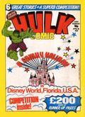 Hulk Comic (1979-1980 Marvel UK) Hulk Weekly 7