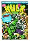 Hulk Comic (1979-1980 Marvel UK) Hulk Weekly 40
