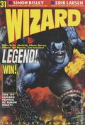 Wizard the Comics Magazine (1991) 31BP