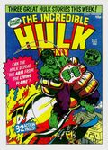 Hulk Comic (1979-1980 Marvel UK) Hulk Weekly 49