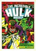 Hulk Comic (1979-1980 Marvel UK) Hulk Weekly 52