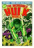 Hulk Comic (1979-1980 Marvel UK) Hulk Weekly 58