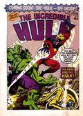 Hulk Comic (1979-1980 Marvel UK) Hulk Weekly 61