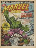 Marvel Comic (British/UK) 330