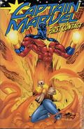Captain Marvel First Contact TPB (2001 Marvel) 1-1ST