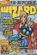 Wizard the Comics Magazine (1991) 100BP