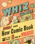 Whiz Comics (1946 Wheaties Giveaway) 0