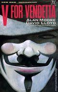 V for Vendetta TPB (1989 DC/Vertigo) 1st Edition 1-1ST