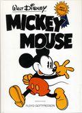 Mickey Mouse HC (1978 Abbeville) Walt Disney Best Comics Series 1-1ST
