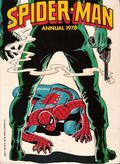 Amazing Spider-Man Annual HC (1974 World Distributors/Panini Books) Spider-Man Annual 1978