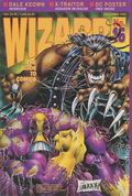 Wizard the Comics Magazine (1991) 16U