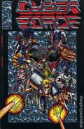 Cyberforce TPB (1993 Image) 1-1ST