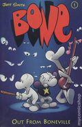 Bone TPB (1996-2004 Cartoon Books) B&W Edition 1-1ST