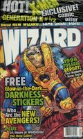 Wizard the Comics Magazine (1991) 81BP