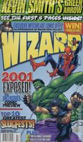 Wizard the Comics Magazine (1991) 113BP