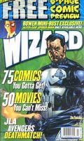 Wizard the Comics Magazine (1991) 118BP
