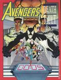 Avengers Death Trap The Vault GN (1991 Marvel) 1-1ST