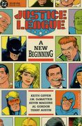 Justice League A New Beginning TPB (1989 DC) 1-1ST