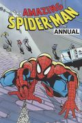 Amazing Spider-Man Annual HC (1974 World Distributors/Panini Books) Spider-Man Annual 1992