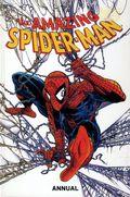 Amazing Spider-Man Annual HC (1974 World Distributors/Panini Books) Spider-Man Annual 1993