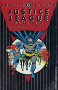 DC Archive Editions Justice League of America HC (1990-2012 DC) 1-1ST