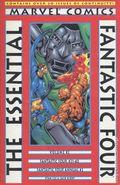 Essential Fantastic Four TPB (1998-2013 Marvel) 1st Edition 2-1ST