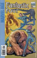 Marvel Age Fantastic Four (2004) 1