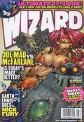 Wizard the Comics Magazine (1991) 119CU