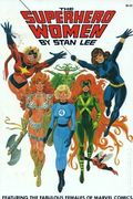 Superhero Women TPB (1977 Fireside) By Stan Lee 1-REP