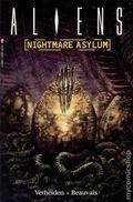Aliens Nightmare Asylum TPB (1996 Dark Horse) 1-1ST