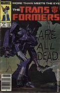 Transformers (1984 Marvel) 5REP.2ND
