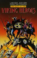 Last of the Viking Heroes TPB (1990 Genesis West) Limited Signed Edition 1-1ST