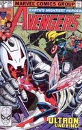 Avengers (1963 1st Series) UK Edition 202UK