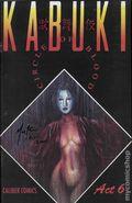 Kabuki Circle of Blood (1995) 6DF.SIGNED