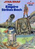 Star Wars Empire Strikes Back Pop-Up Book HC (1980) 1-1ST
