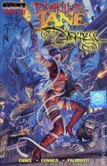 Painkiller Jane vs. The Darkness (1997) 1BSIGNED