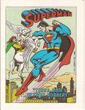 Superman Terra-Man's Skyway Robbery Mini Comic (1980) 1