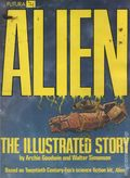 Alien The Illustrated Story GN (1979 Futura/Heavy Metal Edition) 1A-1ST