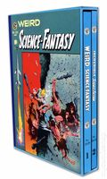 Weird Science Fantasy and Incredible Science HC Slipcase Set (1982 Russ Cochran) The Complete EC Library SET#1