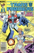 Transformers (1984 Marvel) 9REP.3RD