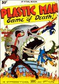 Flashback 11: Plastic Man #1 (1943/1970) 11