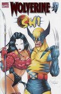 Wolverine Shi Dark Night of Judgment (2000) 1B-RED