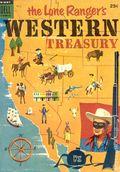 Dell Giant Lone Ranger's Western Treasury (1953) 2