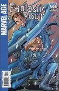Marvel Age Fantastic Four (2004) 2