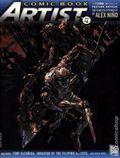 Comic Book Artist SC (2003-2005 Atlas) 2nd Series 4-1ST