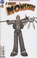 I Hunt Monsters (2004 1st Series) 2