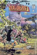 Rough Raiders Annual (1988) 1SIGNED