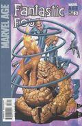 Marvel Age Fantastic Four (2004) 3
