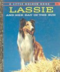 Lassie Little Golden Book (1958) 518