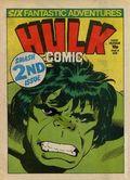 Hulk Comic (1979-1980 Marvel UK) Hulk Weekly 2